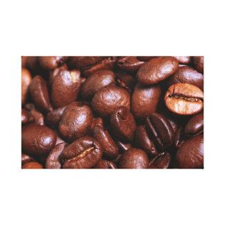 Coffee Impresiones En Lona Estiradas