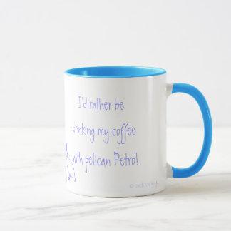 Coffee in Greece - mug