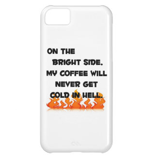 Coffee in Hell Case For iPhone 5C