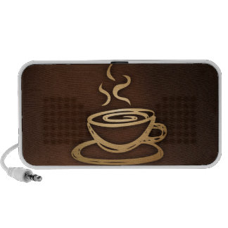 Coffee In My Cup iPhone Speakers