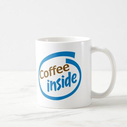 Coffee Inside Coffee Mug