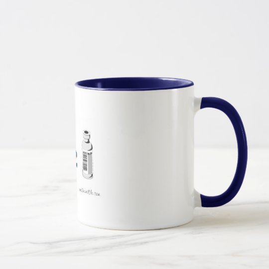 Coffee ≥ Insulin Mug