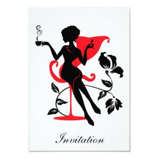 Coffee Invitation. Customize it Card