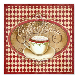 Coffee Invitation - SRF