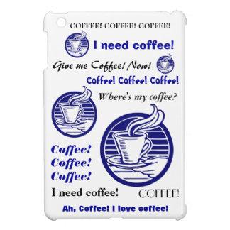 Coffee iPad Mini Case