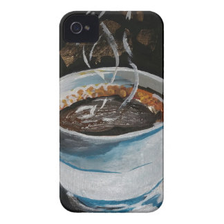 Coffee iPhone 4 Cover