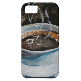 Coffee iPhone 5 Covers