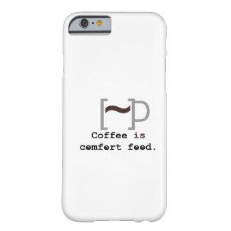 Coffee is Comfort Food iPhone 6 Case