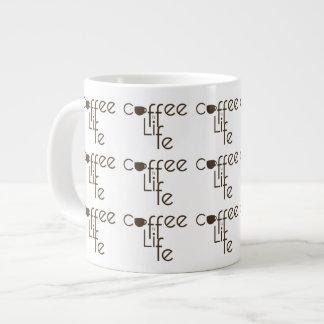 Coffee is Life #2 Large Coffee Mug