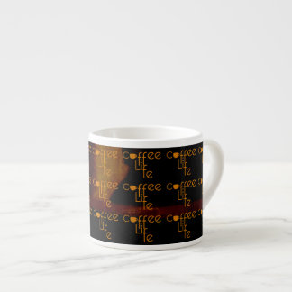 Coffee is Life #3 Espresso Cup
