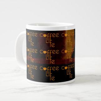 Coffee is Life #3 Giant Coffee Mug