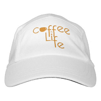 Coffee is Life Hat
