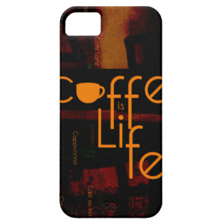 Coffee is Life iPhone SE/5/5s Case