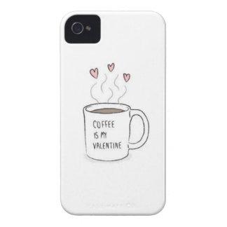 Coffee is my Valentine case