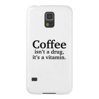 Coffee Isn't A Drug, It's A Vitamin Galaxy S5 Cases