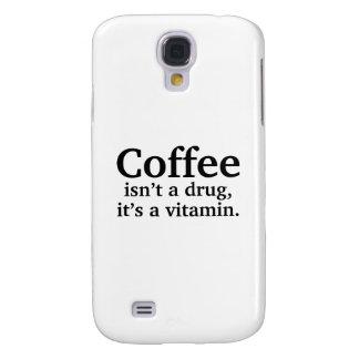 Coffee Isn't A Drug, It's A Vitamin Samsung Galaxy S4 Cover