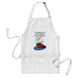 Coffee Java Business Aprons Promotion Promo Cup of