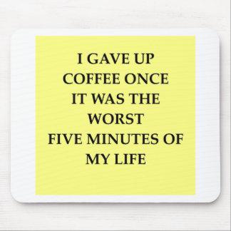 COFFEE.jpg Alfombrillas De Raton