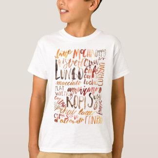 Coffee Jungle T-Shirt