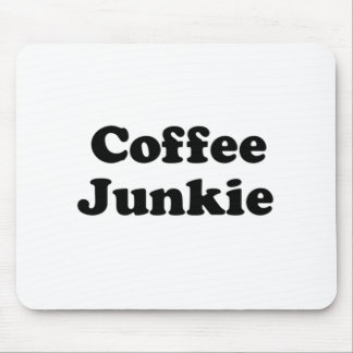 Coffee Junkie Mouse Pad