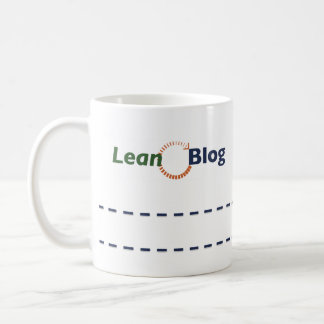 Coffee Kanban Coffee Mug