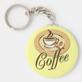COFFEE KEY CHAIN