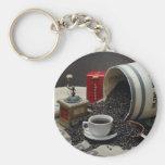 Coffee Keychains