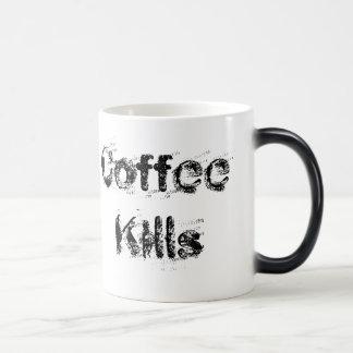 Coffee Kills Magic Mug
