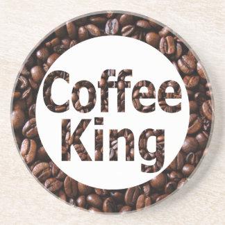 Coffee King Coaster