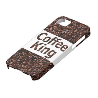 Coffee King iPhone5 Case iPhone 5 Covers