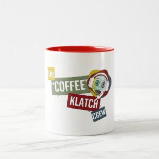 Coffee Klatch Crew Mug