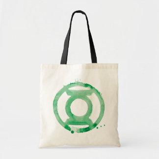 Coffee Lantern Symbol - Green Tote Bag