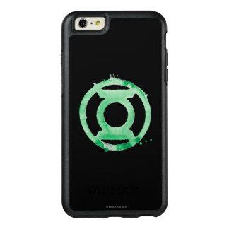 Coffee Lantern Symbol - Green OtterBox iPhone 6/6s Plus Case