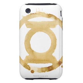 Coffee Lantern Symbol iPhone 3 Tough Cover