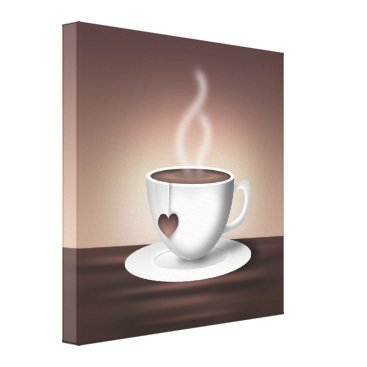 Coffee Themed Coffee Latte Wall Art