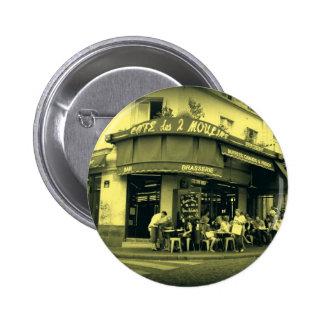 Coffee Le Deux Moulain Pin