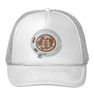 Coffee Leaf Hat