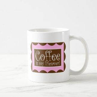 Coffee Lifesaver Mug