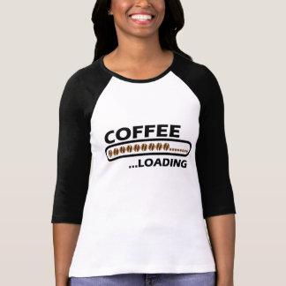 coffee loading T-Shirt