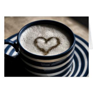 Coffee Love Card