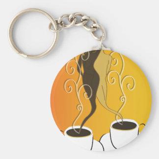 Coffee Love Key Chain