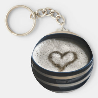 Coffee Love Keychain