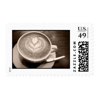 coffee love stamp