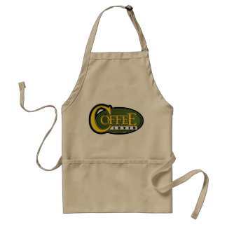 Coffee Lover Adult Apron