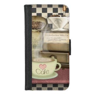 Coffee Lover Café iPhone 8/7 Wallet Case