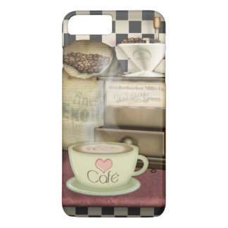Coffee Lover Café iPhone 8 Plus/7 Plus Case