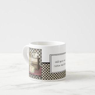 Coffee Lover Café Personalized Espresso Cup