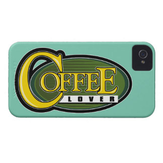 Coffee Lover iPhone 4 Case-Mate Case