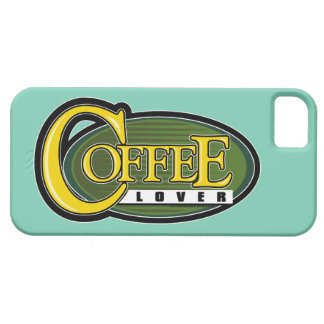Coffee Lover iPhone 5 Cases