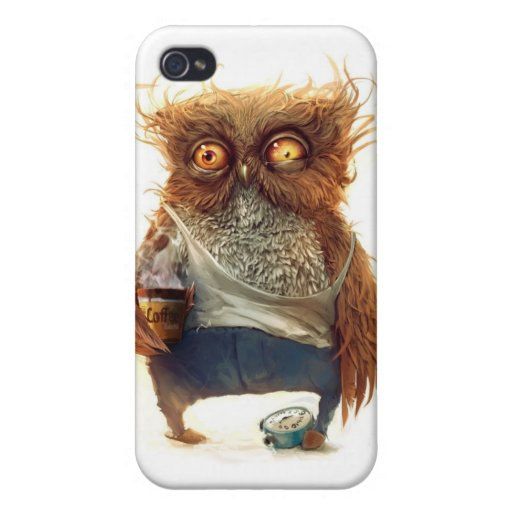 Coffee Lover Cases For iPhone 4